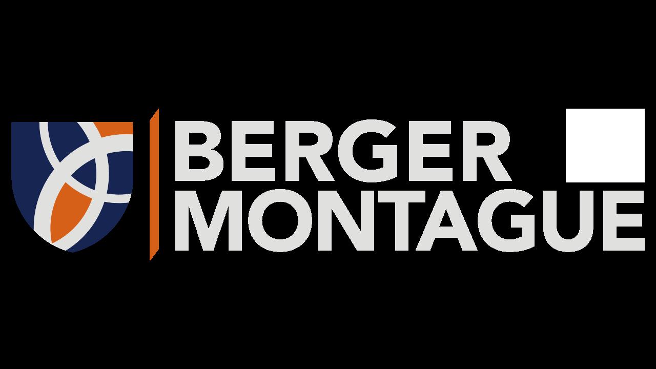 Logo for Berger Montague