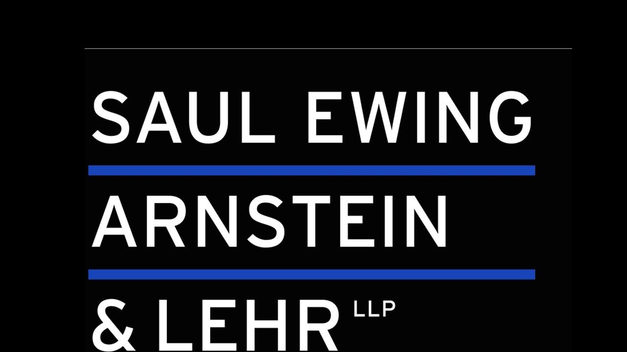 Logo for Saul Ewing Arnstein & Lehr