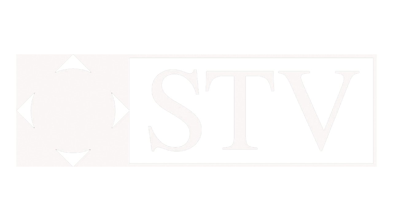 Logo for STV Inc.