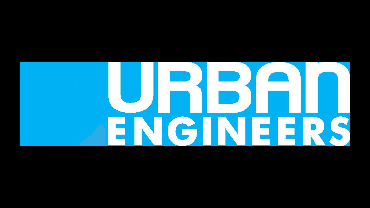 Logo for Urban Engineers